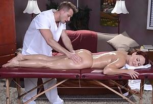 MILF Massage XXX Pictures