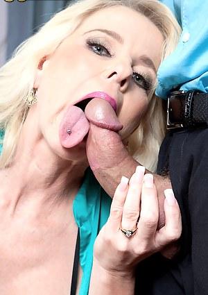 MILF Tongue XXX Pictures