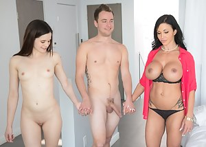 MILF vs Boy XXX Pictures