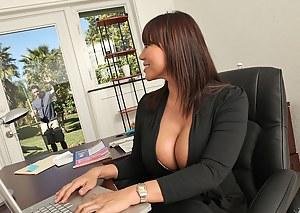 MILF Boss XXX Pictures