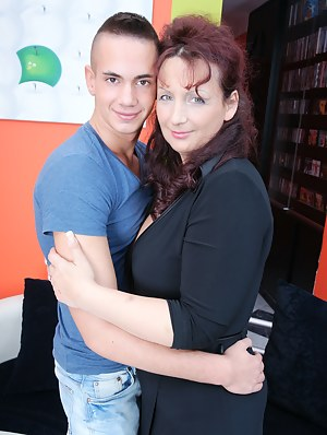 MILF and Boy XXX Pictures